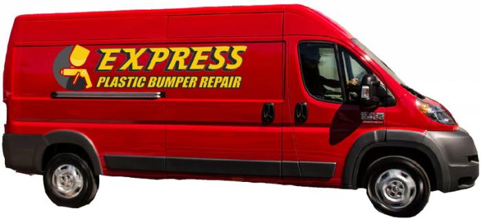FAQ - San Antonio Express Mobile Plastic Bumper Damage
